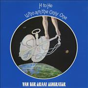 Click here for more info about 'Van Der Graaf Generator - H To He Who Am The Only One'