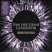 Click here for more info about 'Van Der Graaf Generator - Live In Concert At Metropolis Studios London'