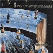 Click here for more info about 'Van Der Graaf Generator - Pawn Hearts - large pink Madhatter label - EX'