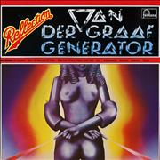 Click here for more info about 'Van Der Graaf Generator - Reflection'
