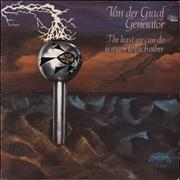 Click here for more info about 'Van Der Graaf Generator - The Least We Can Do - 1st - G/VG'