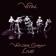 Click here for more info about 'Van Der Graaf Generator - Vital - Live'