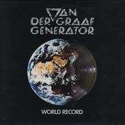 Click here for more info about 'Van Der Graaf Generator - World Record - 1st'
