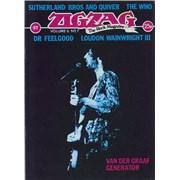Click here for more info about 'Van Der Graaf Generator - Zig Zag #57'