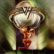 Click here for more info about 'Van Halen - 5150 - Fifty-One-Fifty'