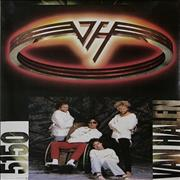 Click here for more info about 'Van Halen - 5150 - Five One Five Oh'