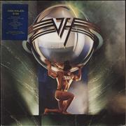 Click here for more info about 'Van Halen - 5150 - Stickered'