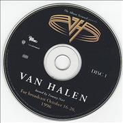 Click here for more info about 'Van Halen - Album Network Radio Show'