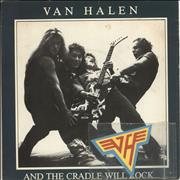 Click here for more info about 'Van Halen - And The Cradle Will Rock... + logo sticker'
