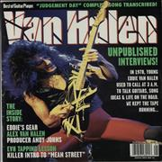 Click here for more info about 'Van Halen - Best Of Guitar Player'