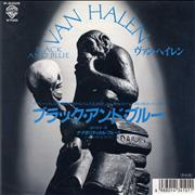 Click here for more info about 'Van Halen - Black And Blue'