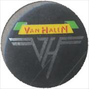 Click here for more info about 'Van Halen - Button Badge'