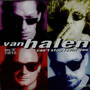 Click here for more info about 'Van Halen - Can't Stop Loving You'