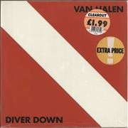 Van Halen Diver Down - Sealed Germany vinyl LP