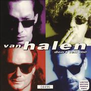 Click here for more info about 'Van Halen - Don't Tell Me - Purple Vinyl'