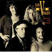 Click here for more info about 'Van Halen - Feels Go Good'