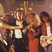 "Van Halen Feels So Good UK 12"" vinyl"