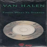 Click here for more info about 'Van Halen - Finish What Ya Started - Long pack'