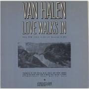 Click here for more info about 'Van Halen - Love Walks In'