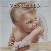 Click here for more info about 'Van Halen - MCMLXXXIV - Hype Stickered on rear'
