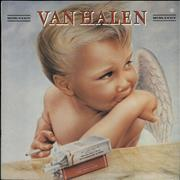Van Halen MCMLXXXIV Spain vinyl LP