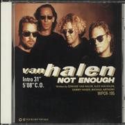 Click here for more info about 'Van Halen - Not Enough'