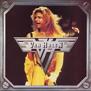 Click here for more info about 'Van Halen - Runnin' With The Devil - p/s'