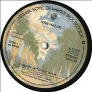 Click here for more info about 'Van Halen - Runnin' With The Devil - solid'