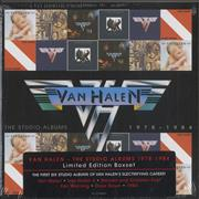 Click here for more info about 'Van Halen - The Studio Albums 1978 - 1984'