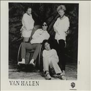 Click here for more info about 'Van Halen - Three Publicity Photographs'