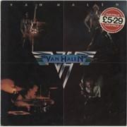 Click here for more info about 'Van Halen - Van Halen - EX'