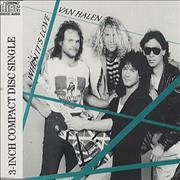 Click here for more info about 'Van Halen - When It's Love'
