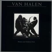 Click here for more info about 'Van Halen - Women And Children First - 180 Gram'