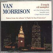 Click here for more info about 'Van Morrison - 3 Track Sampler'