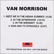 Click here for more info about 'Van Morrison - 4 Tracks'