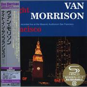 Click here for more info about 'Van Morrison - A Night In San Francisco'