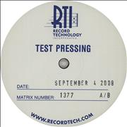 Click here for more info about 'Astral Weeks - Test Pressing - Sealed (September)'