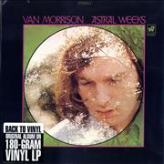 Van Morrison Astral Weeks UK vinyl LP