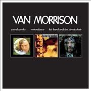 Click here for more info about 'Van Morrison - Astral Werks / Moondance / His Band And The Street Choir'