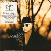 Click here for more info about 'Van Morrison - Back On Top'