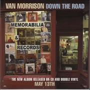 Click here for more info about 'Van Morrison - Down The Road / Hey Mr. DJ - Displays'