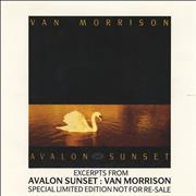 Click here for more info about 'Van Morrison - Excerts From Avalon Sunset'