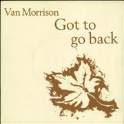 Click here for more info about 'Van Morrison - Got To Go Back'