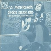 Click here for more info about 'Van Morrison - Jackie Wilson Said (I'm In Heaven When You Smile)'