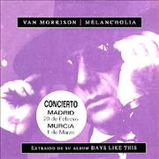 Click here for more info about 'Van Morrison - Melancholia'