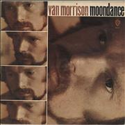 Click here for more info about 'Van Morrison - Moondance - 1st - VG'