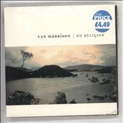 Click here for more info about 'Van Morrison - No Religion - Digipak'