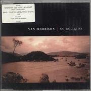 Click here for more info about 'Van Morrison - No Religion'