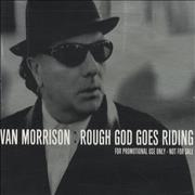 Click here for more info about 'Van Morrison - Rough God Goes Riding'