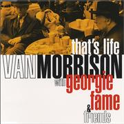Click here for more info about 'Van Morrison - That's Life'
